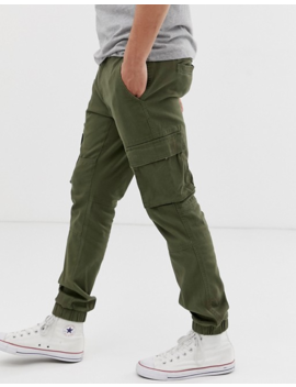 Only & Sons Cuffed Cargo Pants by Only & Sons