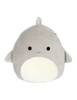 Kelly Toys Squishmallow 12 Inch Sealife Pillow Pet Plush | Shark by Kellytoy