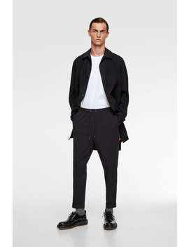 Travel Jogging Pants View All Trousers Man by Zara