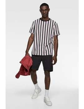Vertical Stripe T Shirt View All T Shirts Man by Zara