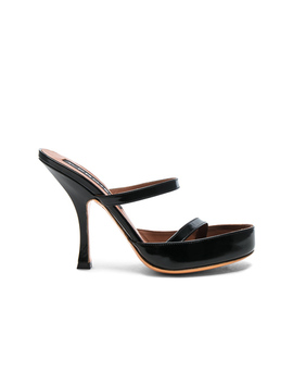Leather Stephania Sandals by Y/Project