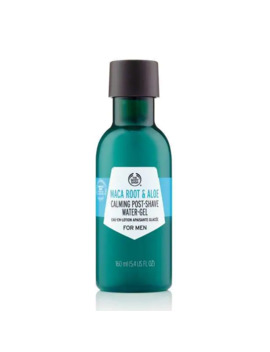 Maca Root & Aloe Post Shave Water Gel For Men Ask & Answer by The Body Shop