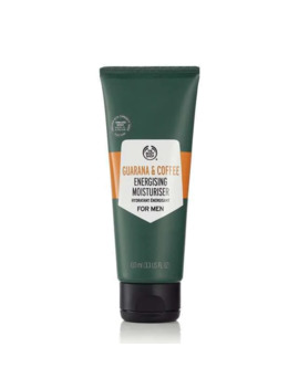 Guarana And Coffee Energizing Moisturizer For Men Ask & Answer by The Body Shop