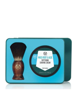 Modern Gent's Shaving Kit Ask & Answer by The Body Shop