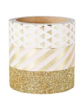 3ct Washi Tape Gold   Spritz by Spritz