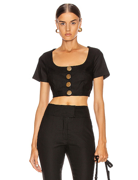 Scoop Top by Nicholas