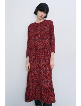 Print Dress View All Dresses Woman by Zara
