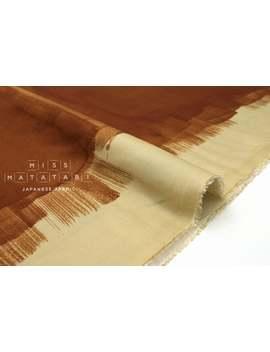 Nani Iro Kokka Japanese Fabric Drawing Colors   B   50cm by Etsy