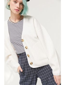Uo Lola Liner Cardigan by Urban Outfitters
