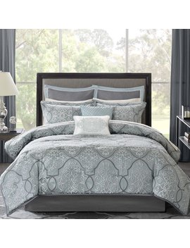 Shonta 210 Thread Count Comforter Set by Darby Home Co