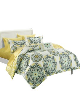 Whittemore Reversible Bed In A Bag Comforter Set by Highland Dunes