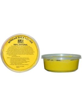 Taha 100% Natural African Shea Butter (Creamy ) 8 Oz **100% Original** by Ebay Seller