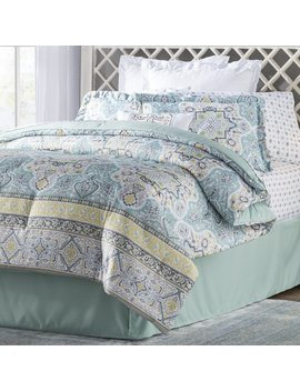 Homerville Complete Comforter And Cotton Sheet Set by Bungalow Rose