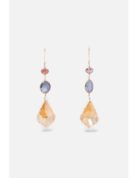 Iridescent Pearl Earrings Jewellery Accessories Woman by Zara