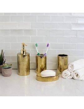Lafountain 4 Piece Bathroom Accessory Set by Mercer41