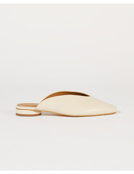 adra-square-toe-muleadra-square-toe-mule by jigsaw