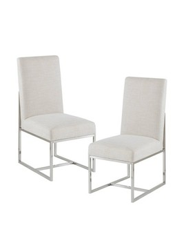Set Of 2 Mai Dining Chair Natural by Jla Home
