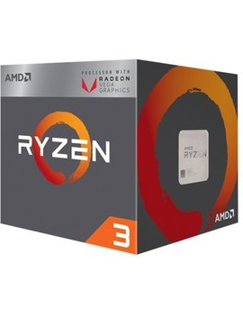 Ryzen 3 2200 G Quad Core 3.5 G Hz Desktop Processor by Amd