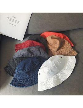 Taak   Denim Bucket Hat by Taak