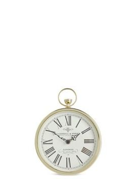 Fob Mantel Clock by Marks & Spencer