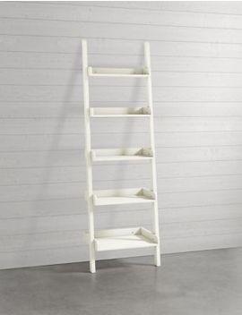 Step Ladder   White by Marks & Spencer