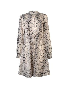 Jacqueline Snake Dress Womens by Jdy