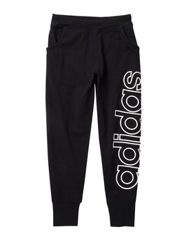 Linear Joggers (Big Girls) by Adidas