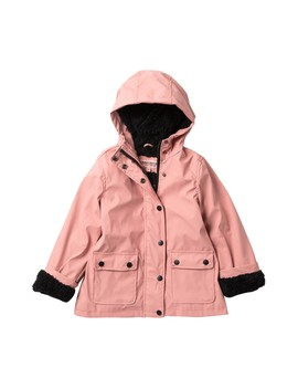 Rain Jacket (Toddler & Little Girls) by Urban Republic