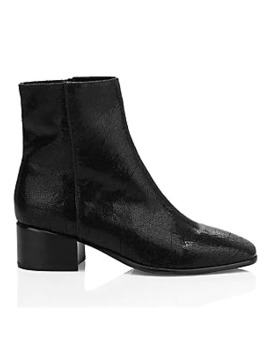 Aslen Embossed Leather Ankle Boots by Rag & Bone