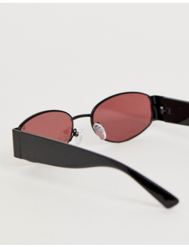 Dusk To Dawn   Romy   Lunettes De Soleil Rondes   Noir by Dusk To Dawn