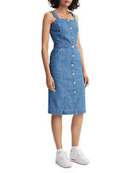 Cherie Stone Wash Dress by Levi's
