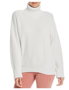 Aleck Knit Turtleneck Sweater by Joie