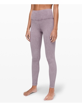 "Morning Light High Rise Tight 28"" by Lululemon"