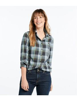 Rangeley Flannel Shirt, Button Front by L.L.Bean