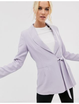 Unique21 Wrap Front Blazer by Unique 21