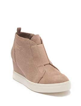 Cristie Wedge Sneaker by Mia