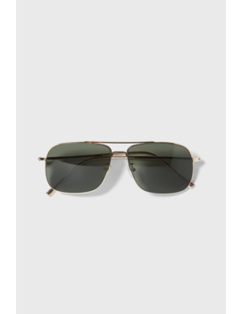 Squared Sunglasses View All Accessories Man by Zara