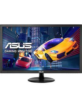 "Vp228 Qg Full Hd 21.5"" Led Gaming Monitor   Black by Currys"