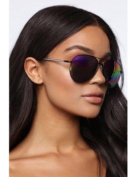 Bright Future Sunglasses   Multi Color by Fashion Nova