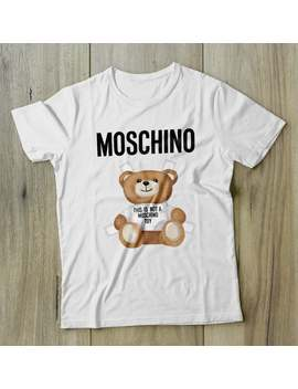 Moschino Shirt, Moschino T Shirt, Moschino Inspired Shirt, Fashion Shirt, Designer Shirt, Gucci Shirt, Moschino Fashion Shirt by Etsy
