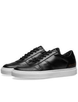 Common Projects B Ball Low White Sole by Common Projects'