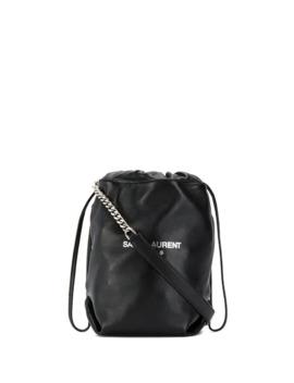 Teddy Bucket Bag by Saint Laurent