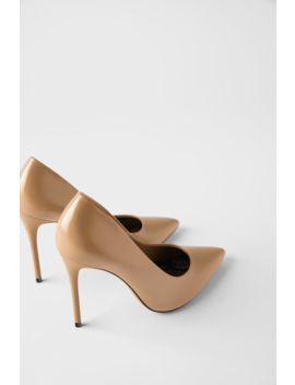 Pumps Mit Animalprint Schuhedamen Shoes & Bags by Zara