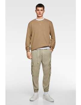 Flowy Cargo Pants  Join Lifeman Cornershops by Zara