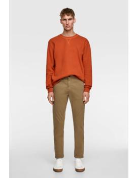 Premium Chino Pants  Join Lifeman by Zara