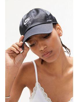 Nike Air H86 Satin Baseball Hat by Nike