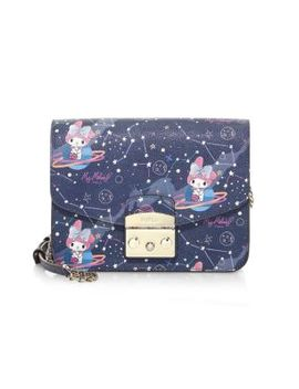 Kitty Leather Crossbody Bag by Furla