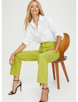 '90s Jean Matcha by Agolde