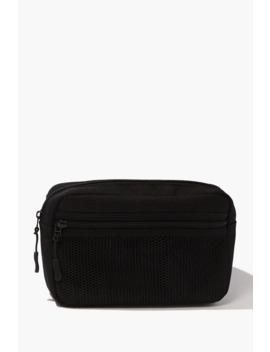 Men Woven Belt Bag by Forever 21