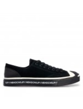 Neighborhood X Converse Jack Purcell Ox (Black) by Dover Street Market